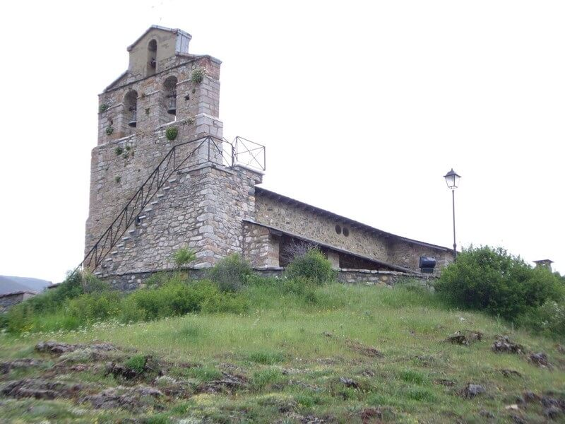 Espadaña Iglesia