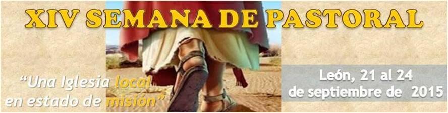 XIV SEMANA DE PASTORAL